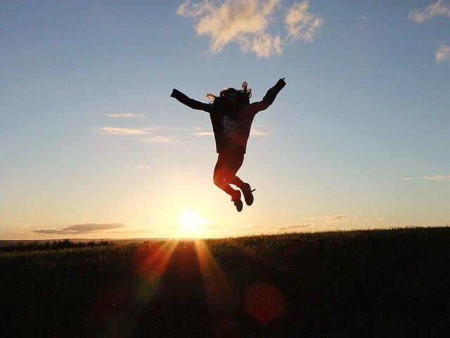 Das Leben ist dazu da, es zu leben!